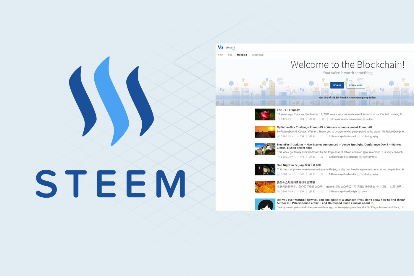 Steem Review