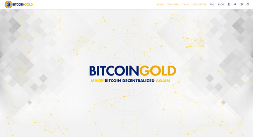 Bitcoin gold announces shift to new asic resistant algorithm bitcoin gold ccuart Images