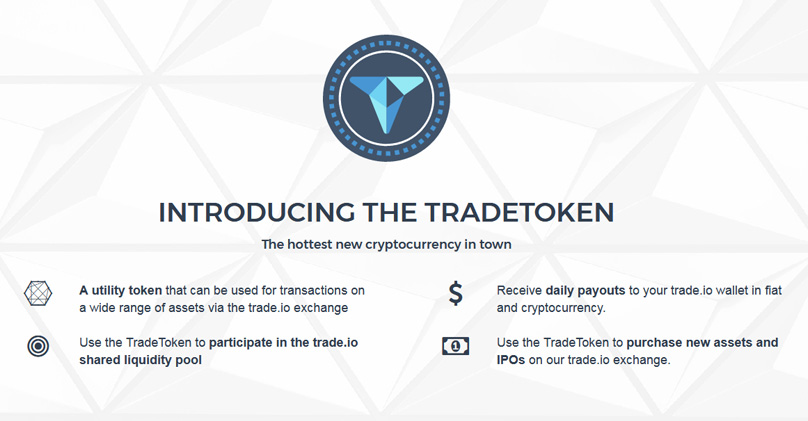 trade token cryptocurrency