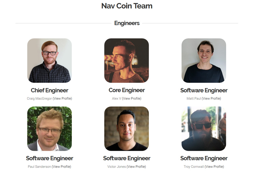 Nav Coin Team