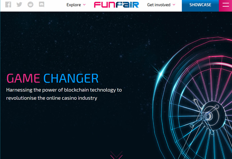 Funfair Website