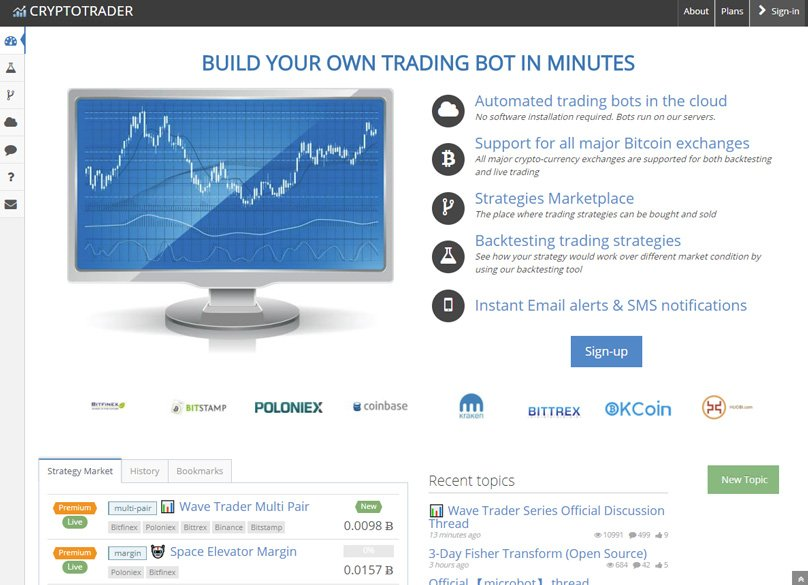 Ultimate Guide to Best Bitcoin Trading Bots SEP 2019 - Do