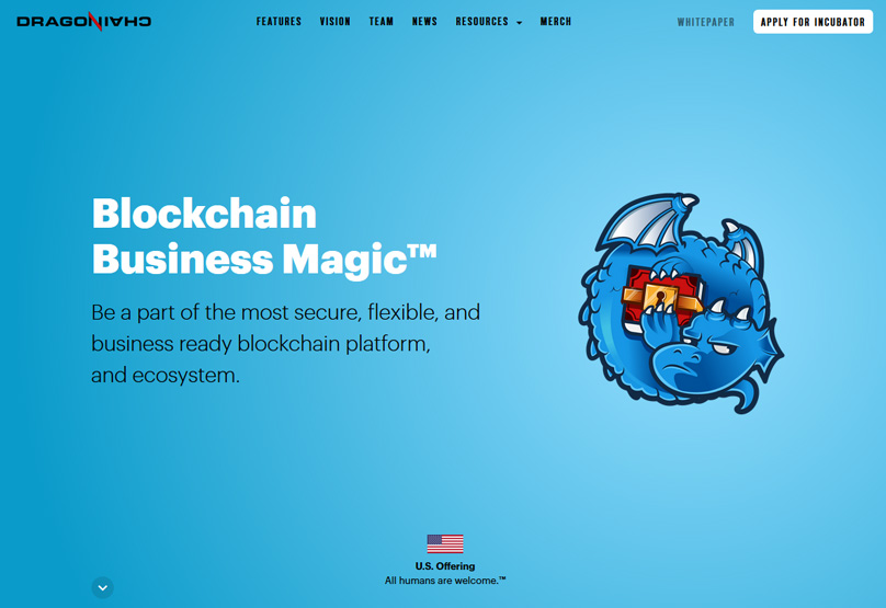 Dragonchain Review