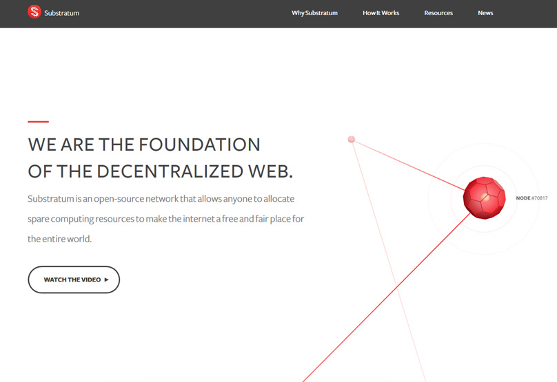 Substratum Website