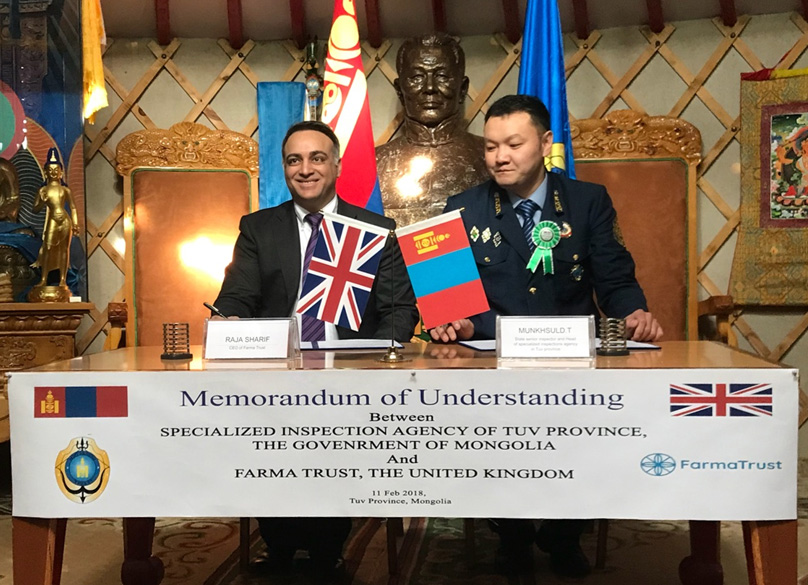 Mongolia Partnership