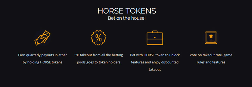 Horse Tokens