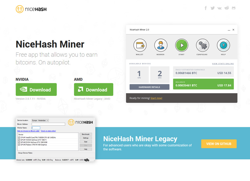 How to Mine With NiceHash: Complete Beginners Guide