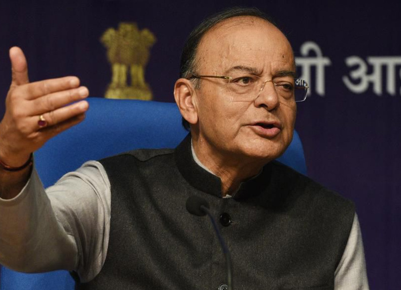 Indian Finance Minister