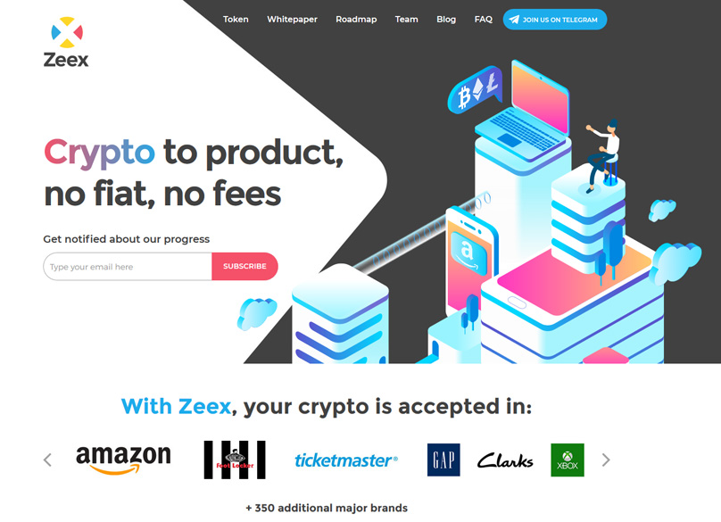 buy products using bitcoin