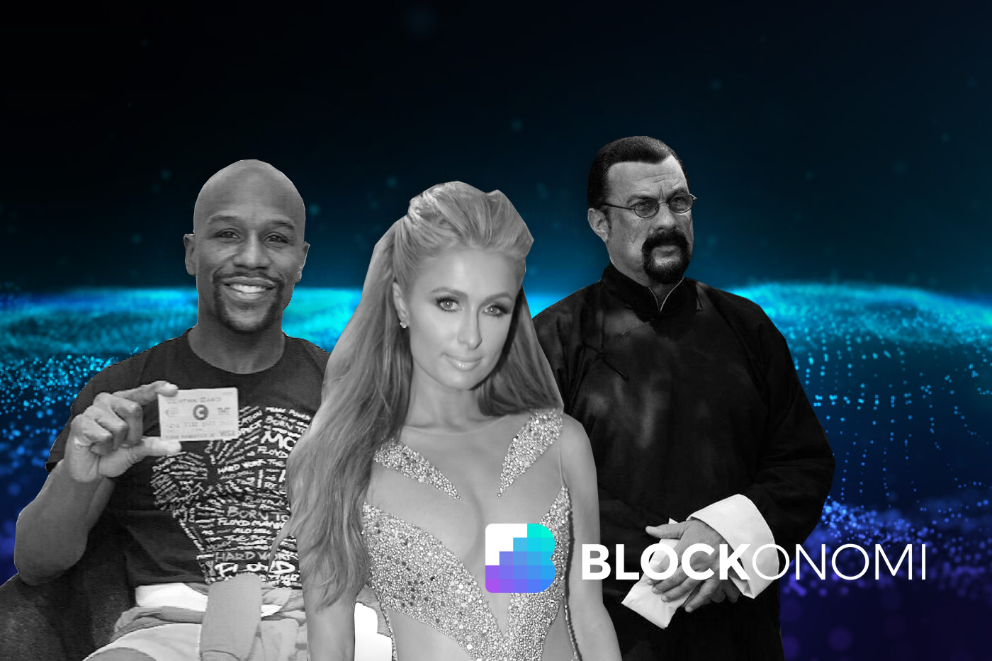 Celebrities Cryptocurrency