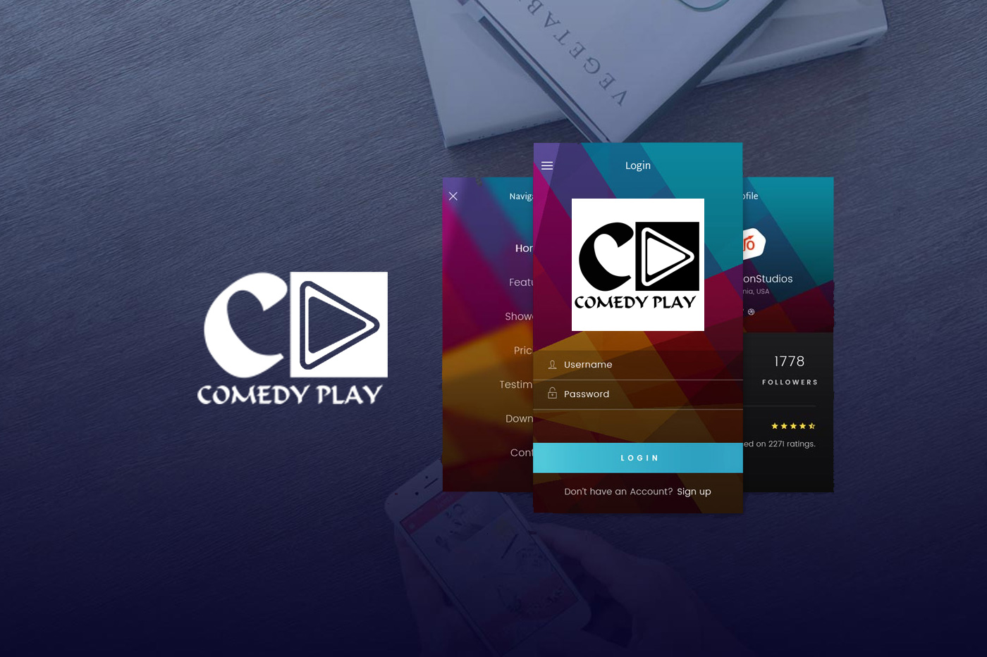 ComedyPlay