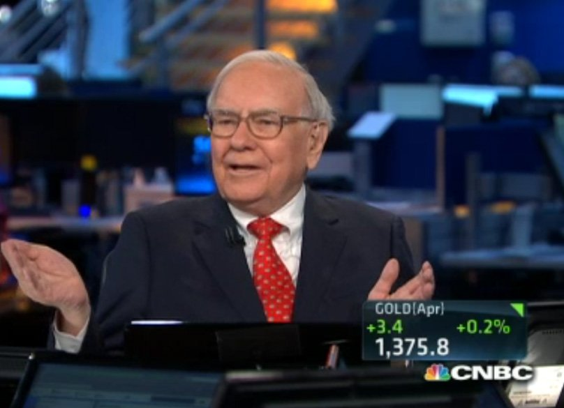 Warren Buffett on Bitcoin