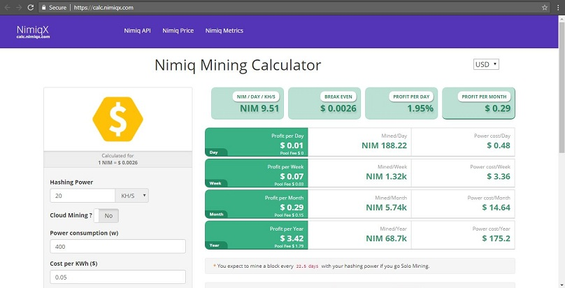 How to Mine Nimiq Coin (NIM): Complete Beginner's Guide