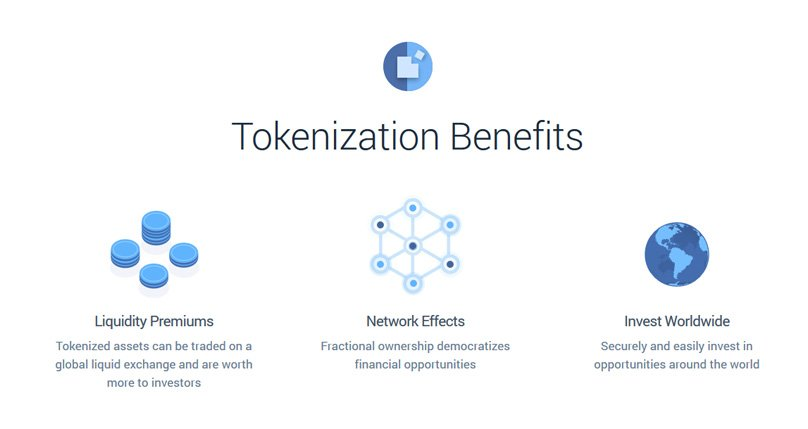 Tokenization Benefits