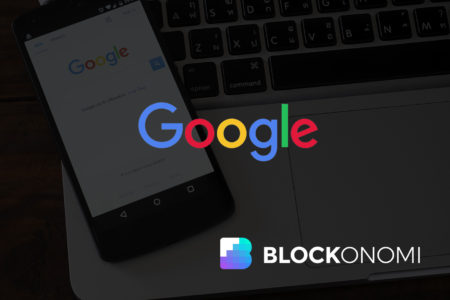 Google Crypto Ban Lifting