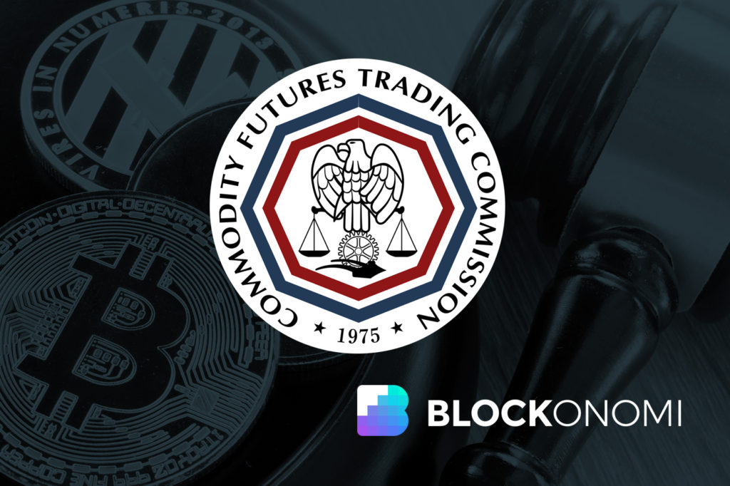 CTFC Crypto Regulation