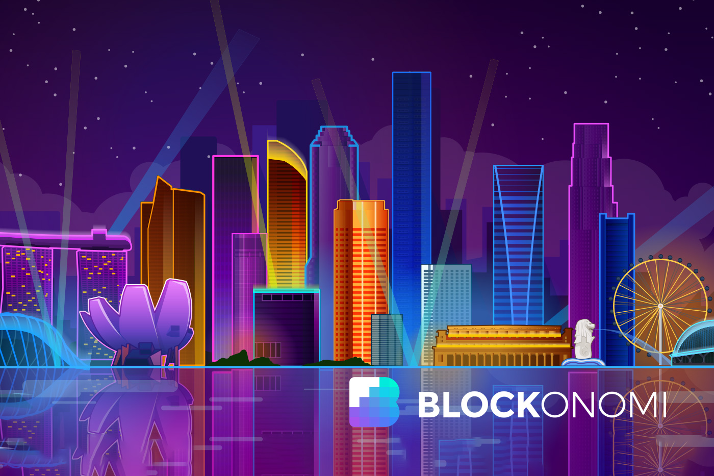 Singapore Blockchain