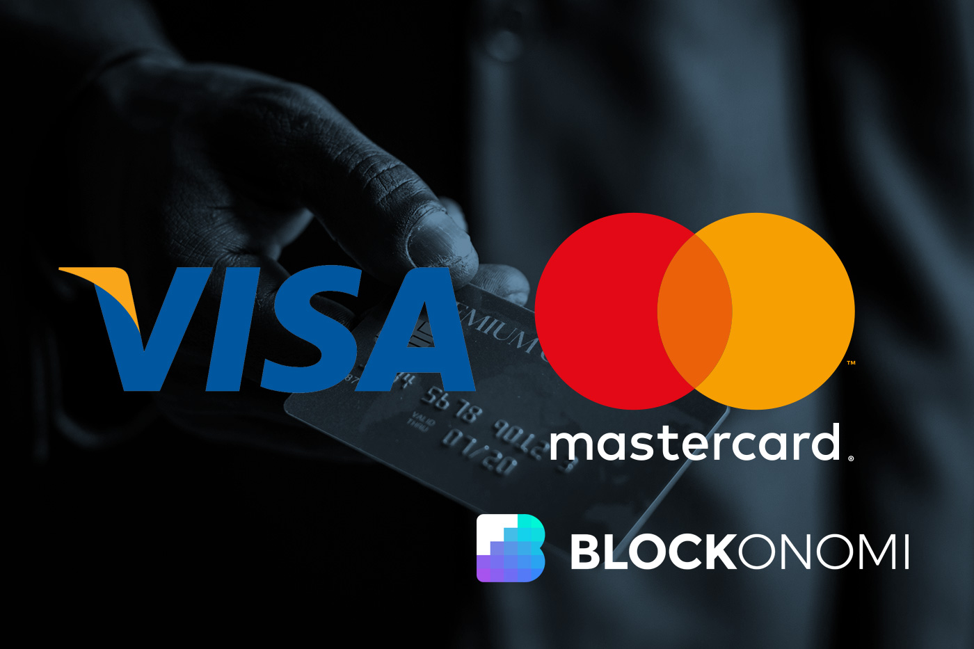 "MasterCard and VISA will now Classify Crypto & ICOs as ""High Risk"""