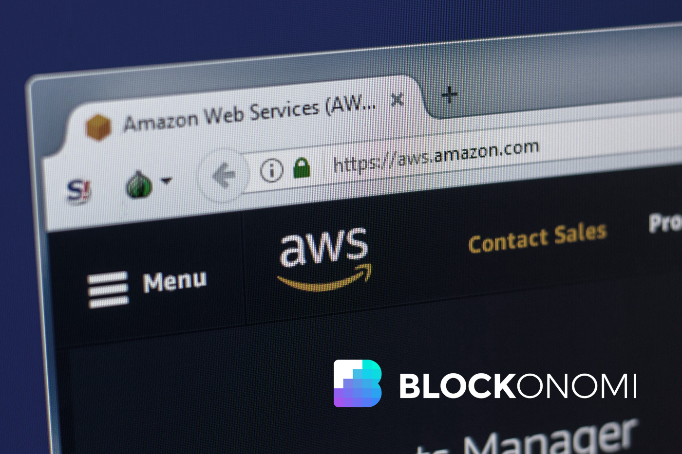 Amazon AWS Blockchain