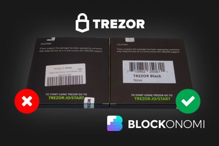 Fake Trezor Wallets