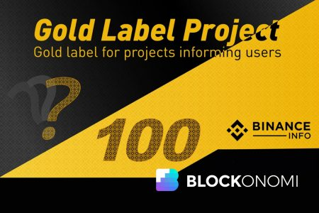 Binance Gold Label