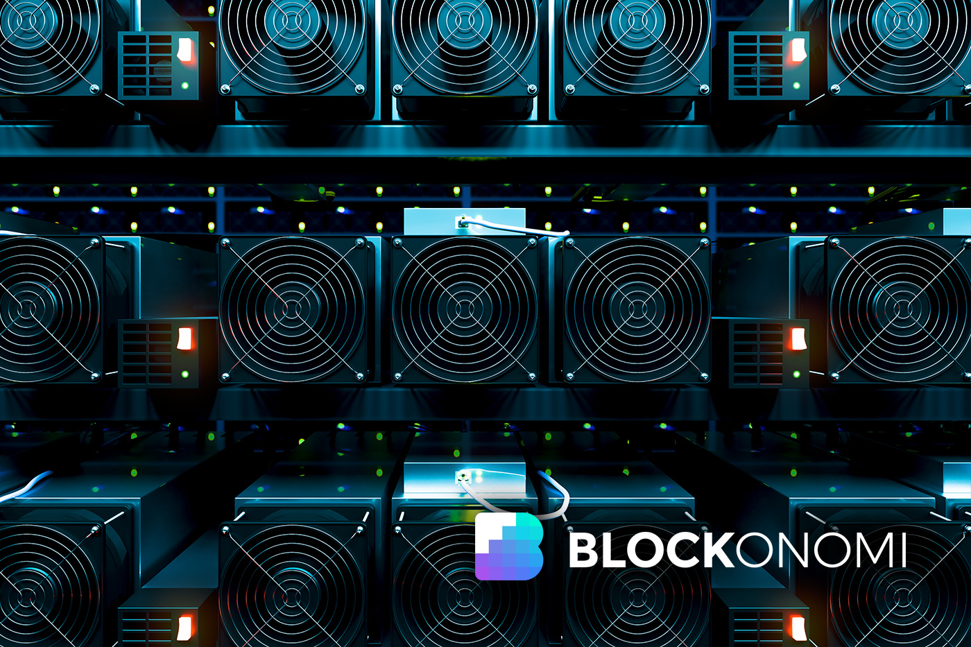 blockchain mining equipment