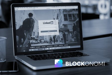 LinkedIn Blockchain Developer Jobs