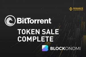 Bittorrent Token Sale