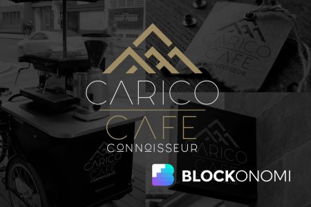 Carico Coffee Blockchain