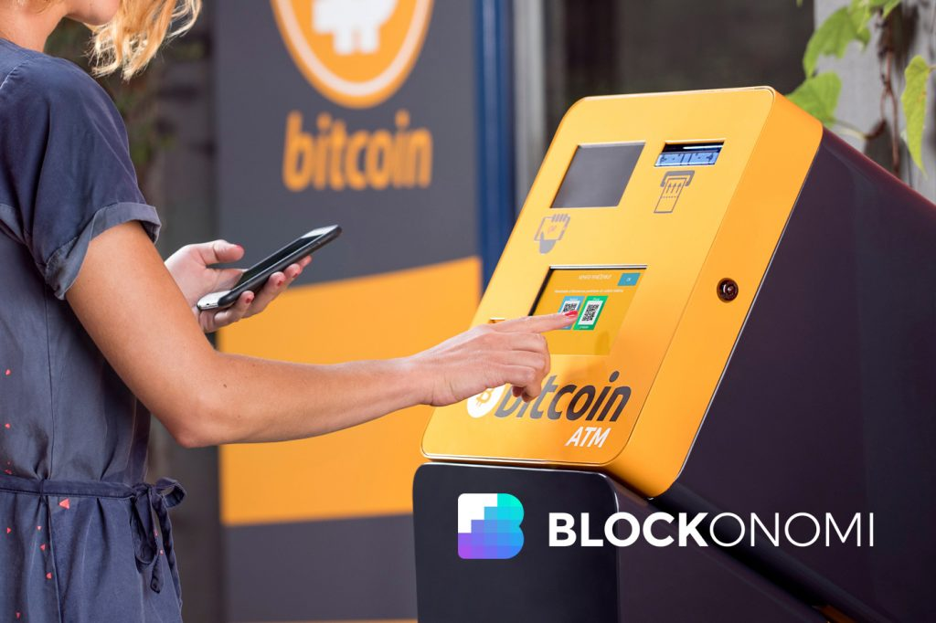 Cryptocurrency Adoption ATMs