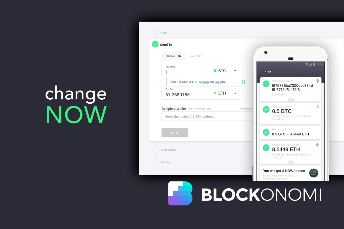 ChangeNOW Review