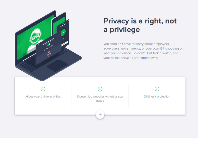 Avast VPN Privacy