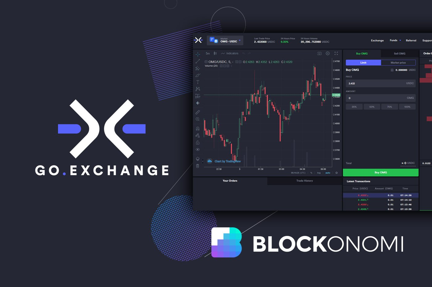 Go Exchange Review
