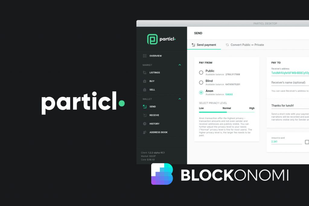 Particl Projectcrypto review