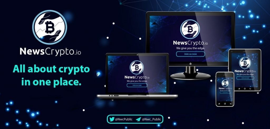 Newscrypto.io - All about crypto in one place