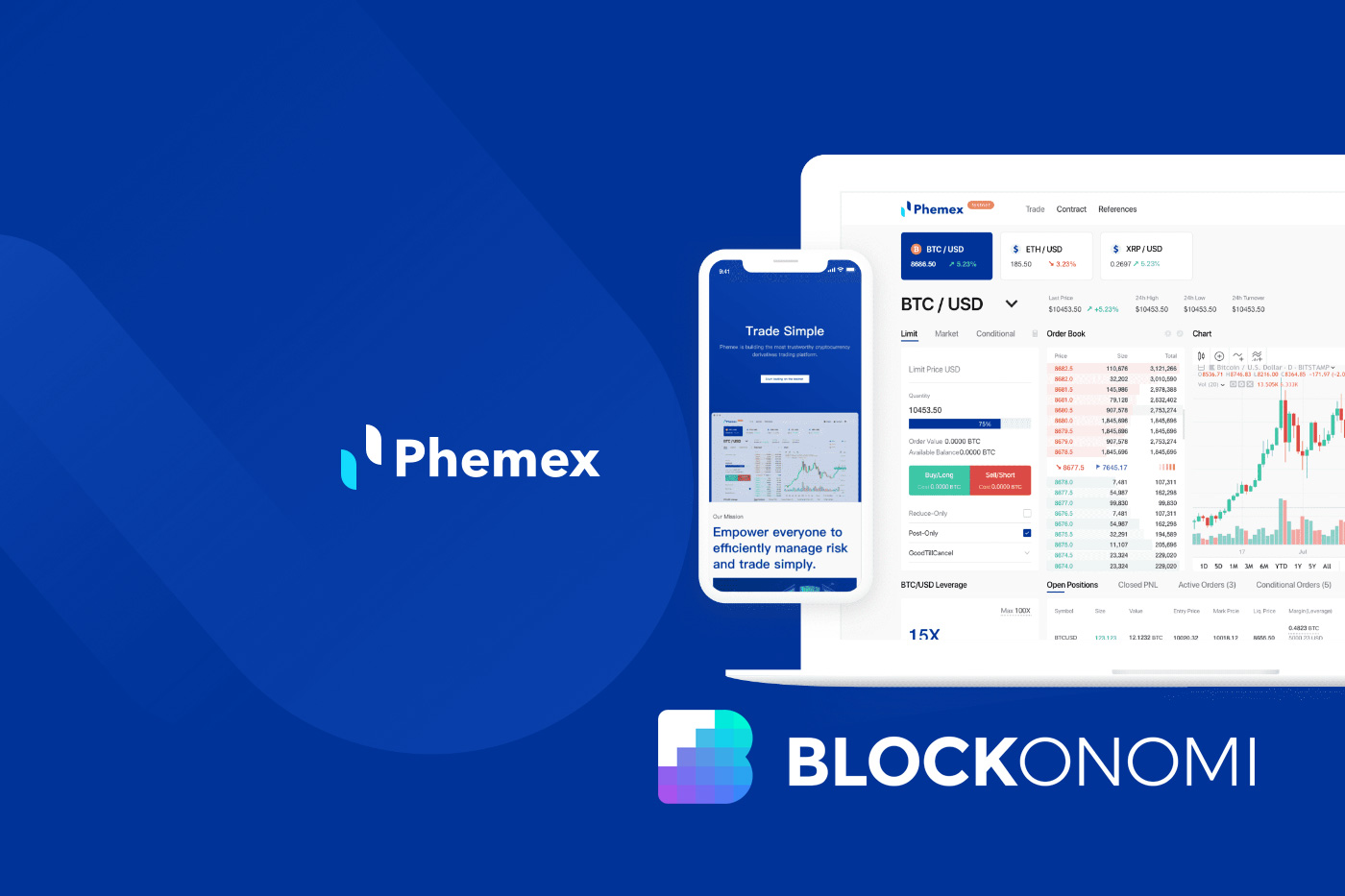 Phemex Introduces OTC Crypto Buying Options thumbnail