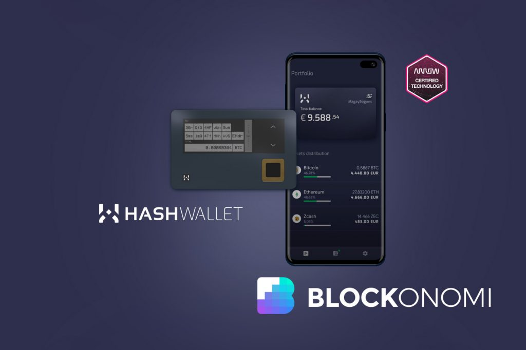 HASHWallet Review