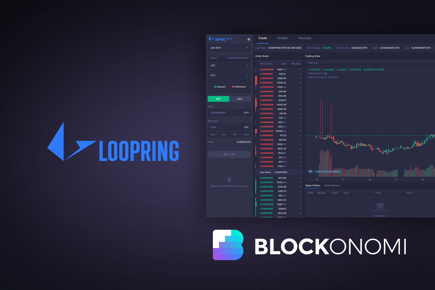 Loopring Exchange: The First ZK-Rollup Exchange Now Live on Ethereum