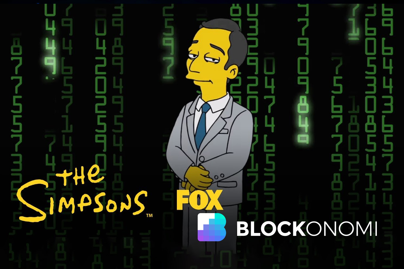 What The Simpsons Had to Say About Crypto in Sunday's Episode