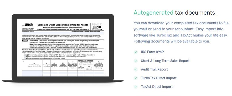 Autogenerated tax documents.