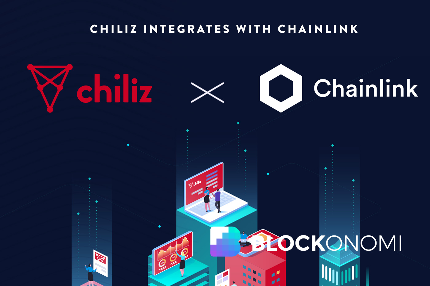 Fan Token Platform <bold>Chiliz</bold>: Latest to Link Up with Chainlink Oracles