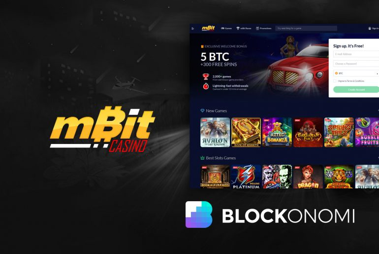 Mbit Casino Review 2020 Bitcoin Casino With No Deposit Bonus