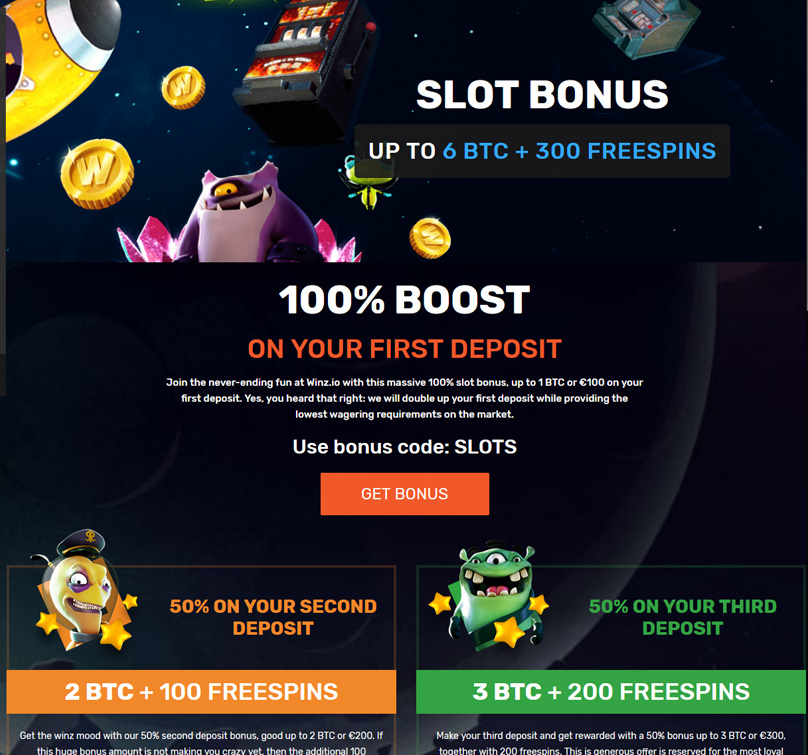 100% Signup Bonus is on offer
