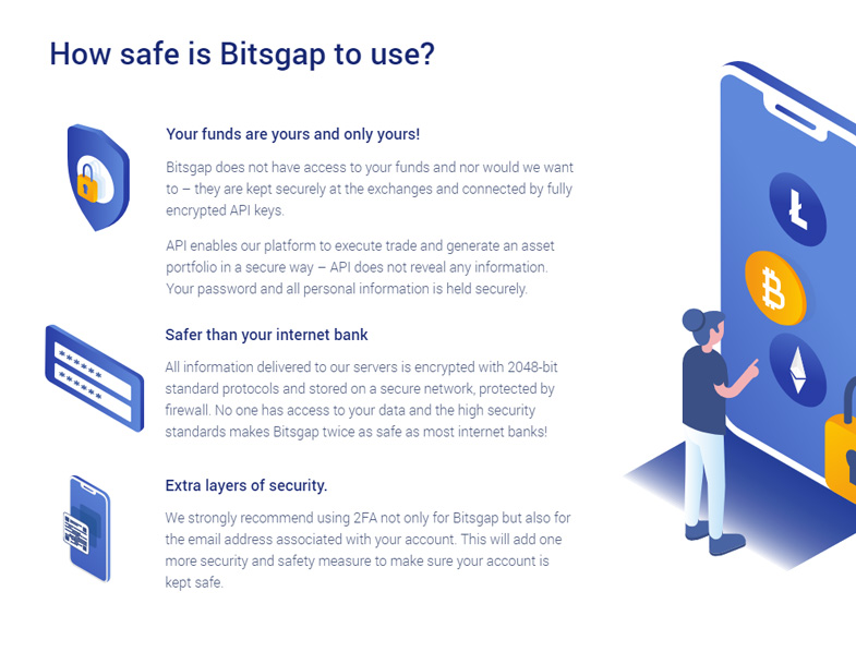 Bitsgap Security