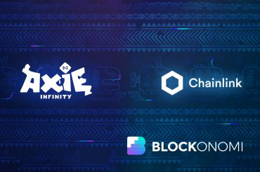 Axie Infinity Chainlink