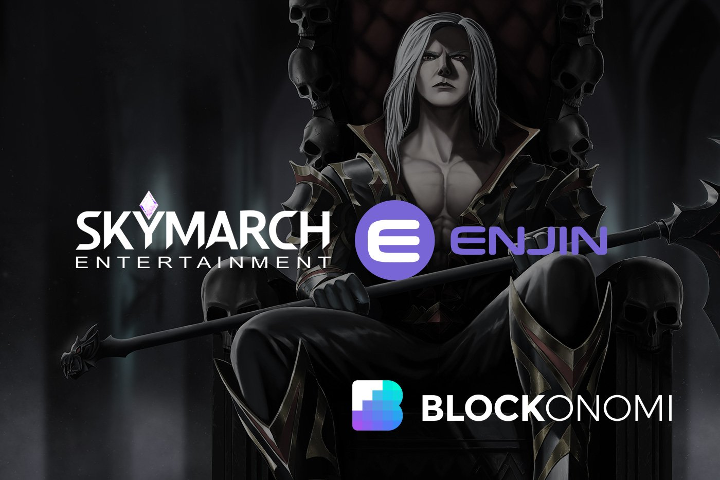 Ethereum-Based Enjin: Welcomes Spate of New Games in Recent Weeks