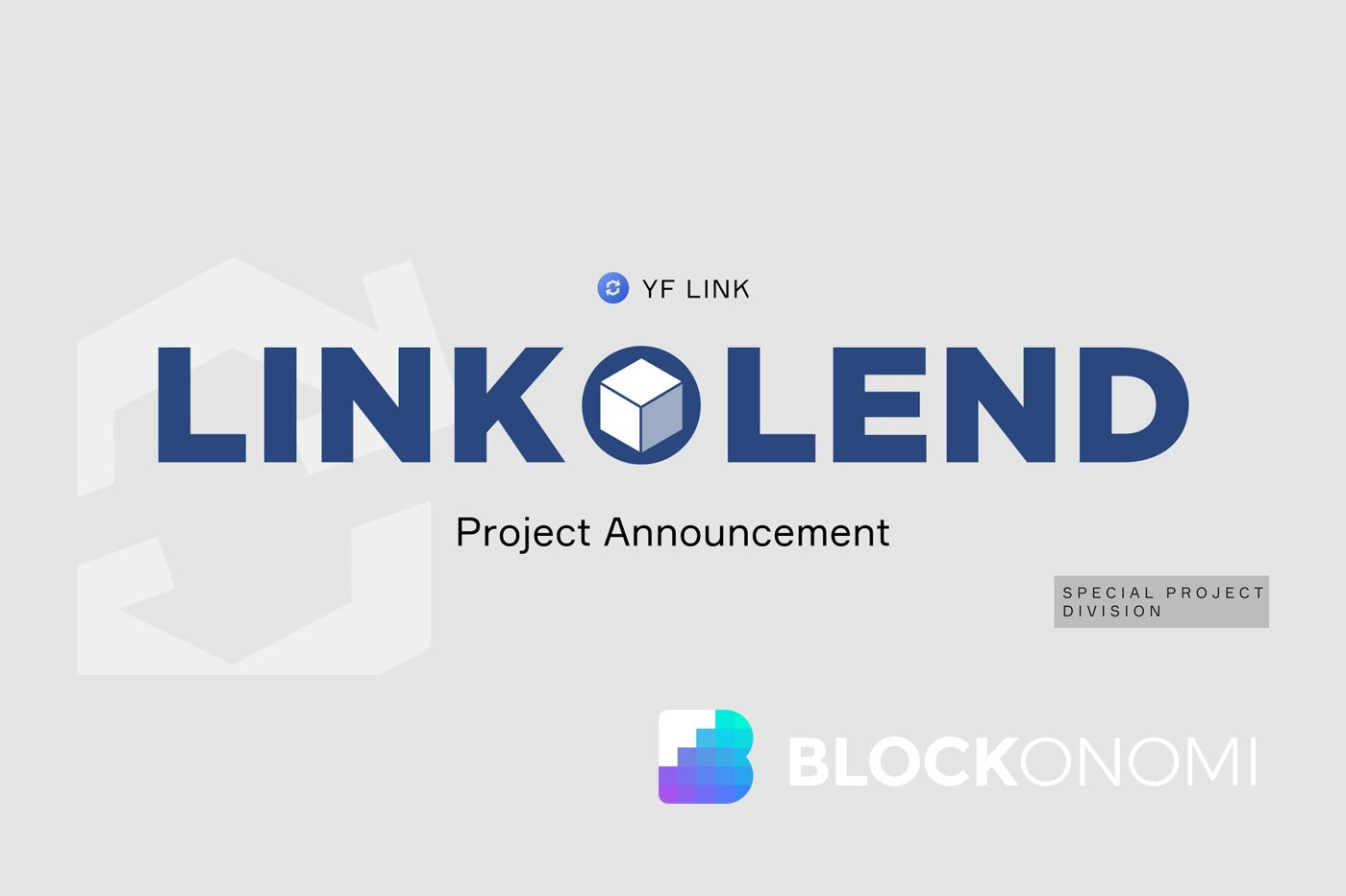 YFLINK Announces New <bold>Project</bold>: LINKLEND for LINK & YFL Holders
