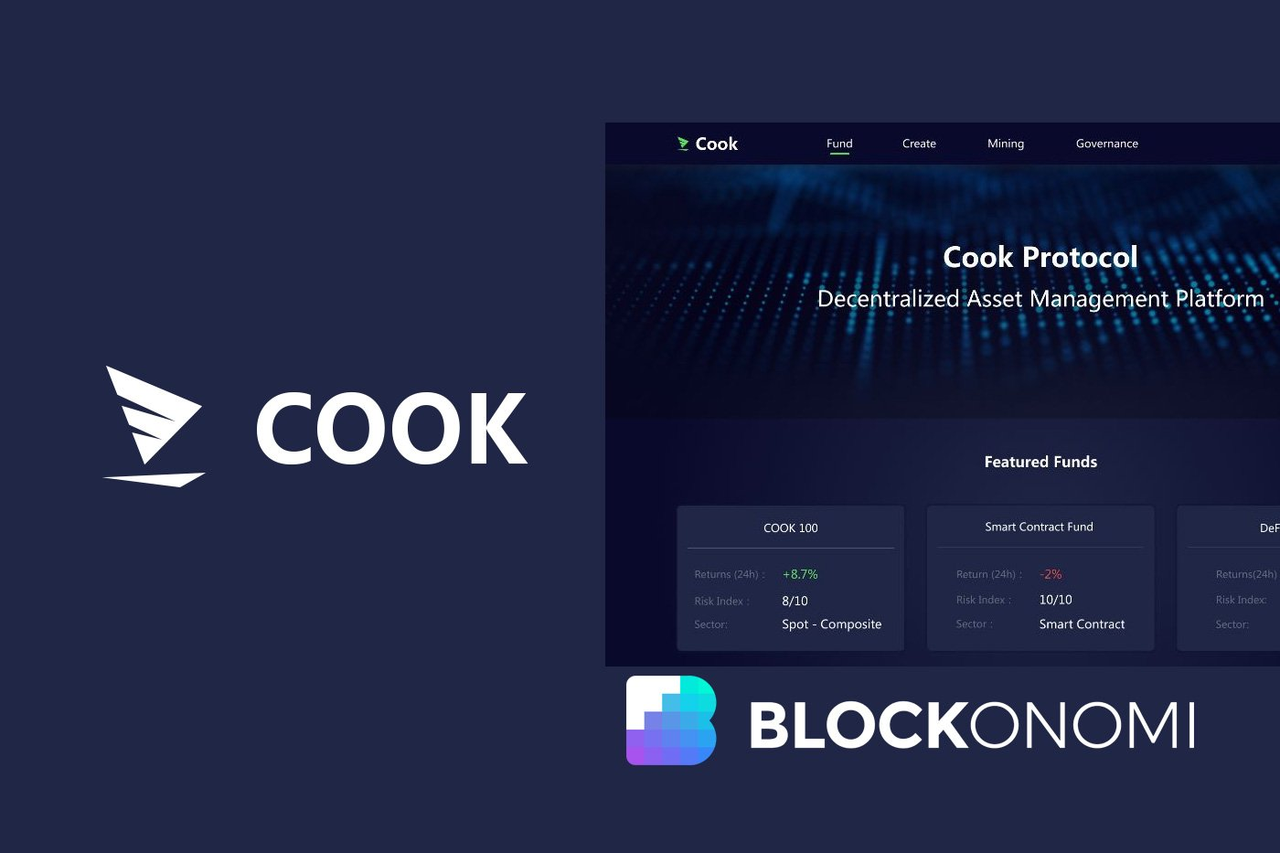 Cook Protocol: Decentralized Asset Management Platform