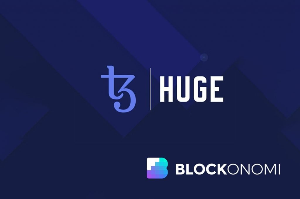 Huge Global Appointed Agency of Record for Tezos Foundation