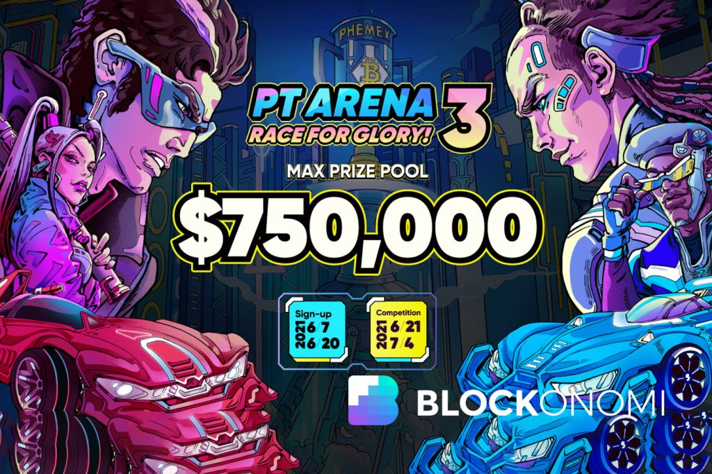 The Third Phemex PT Arena: 'Race for Glory' Set to Deliver Epic Prizes